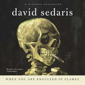 When You Are Engulfed in Flames Audiobook, by David Sedaris