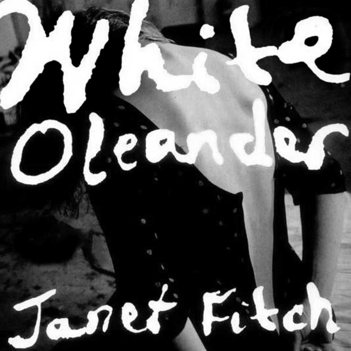 Printable White Oleander Audiobook Cover Art