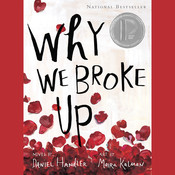 Why We Broke Up Audiobook, by Lemony Snicket, Daniel Handler