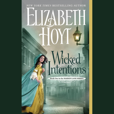 Wicked Intentions Audiobook, by Elizabeth Hoyt