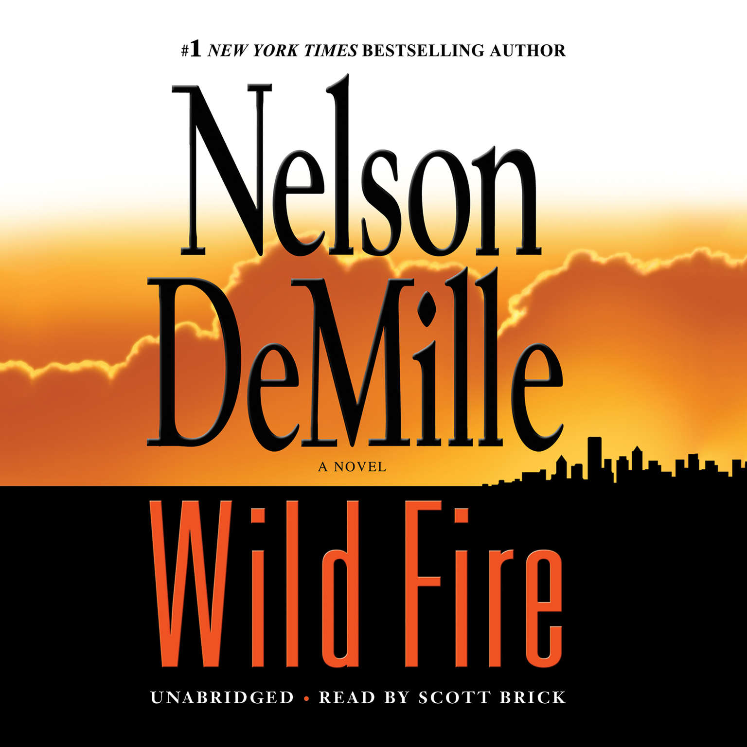 Printable Wild Fire Audiobook Cover Art