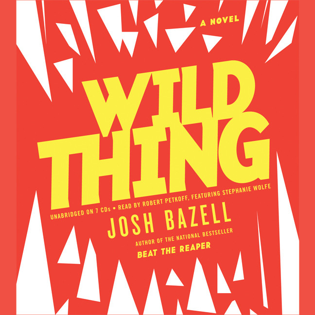 Printable Wild Thing: A Novel Audiobook Cover Art