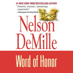 Word of Honor Audiobook, by Nelson DeMille