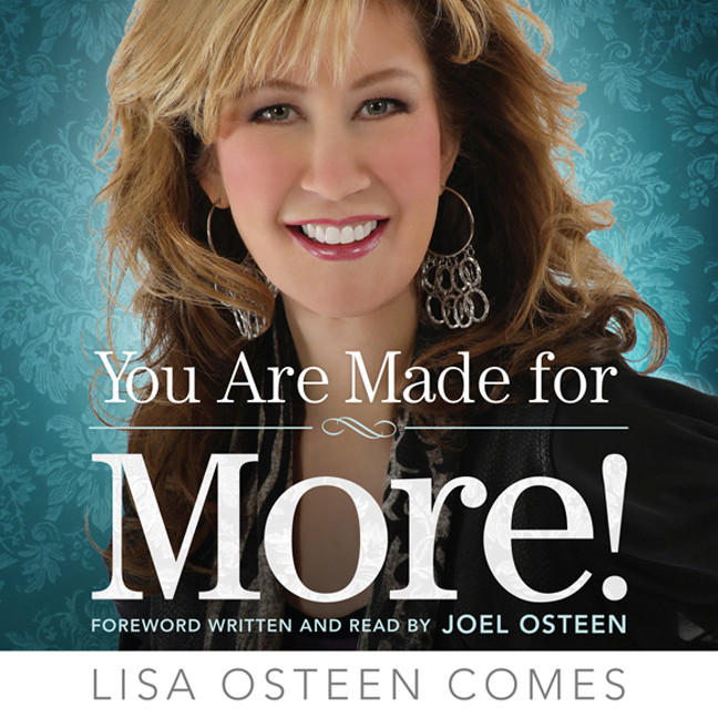Printable You Are Made for More!: How to Become All You Were Created to Be Audiobook Cover Art