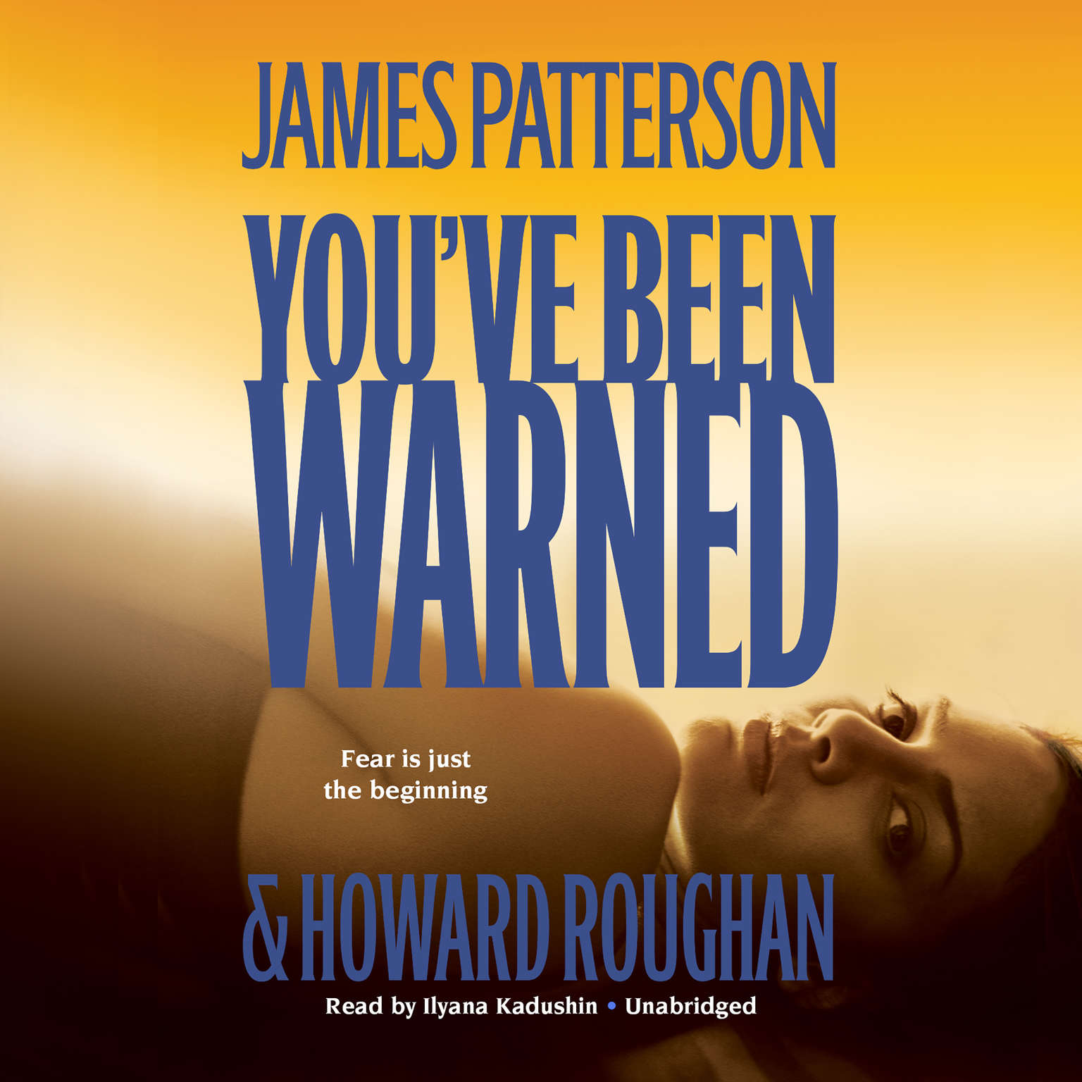 Printable You've Been Warned Audiobook Cover Art