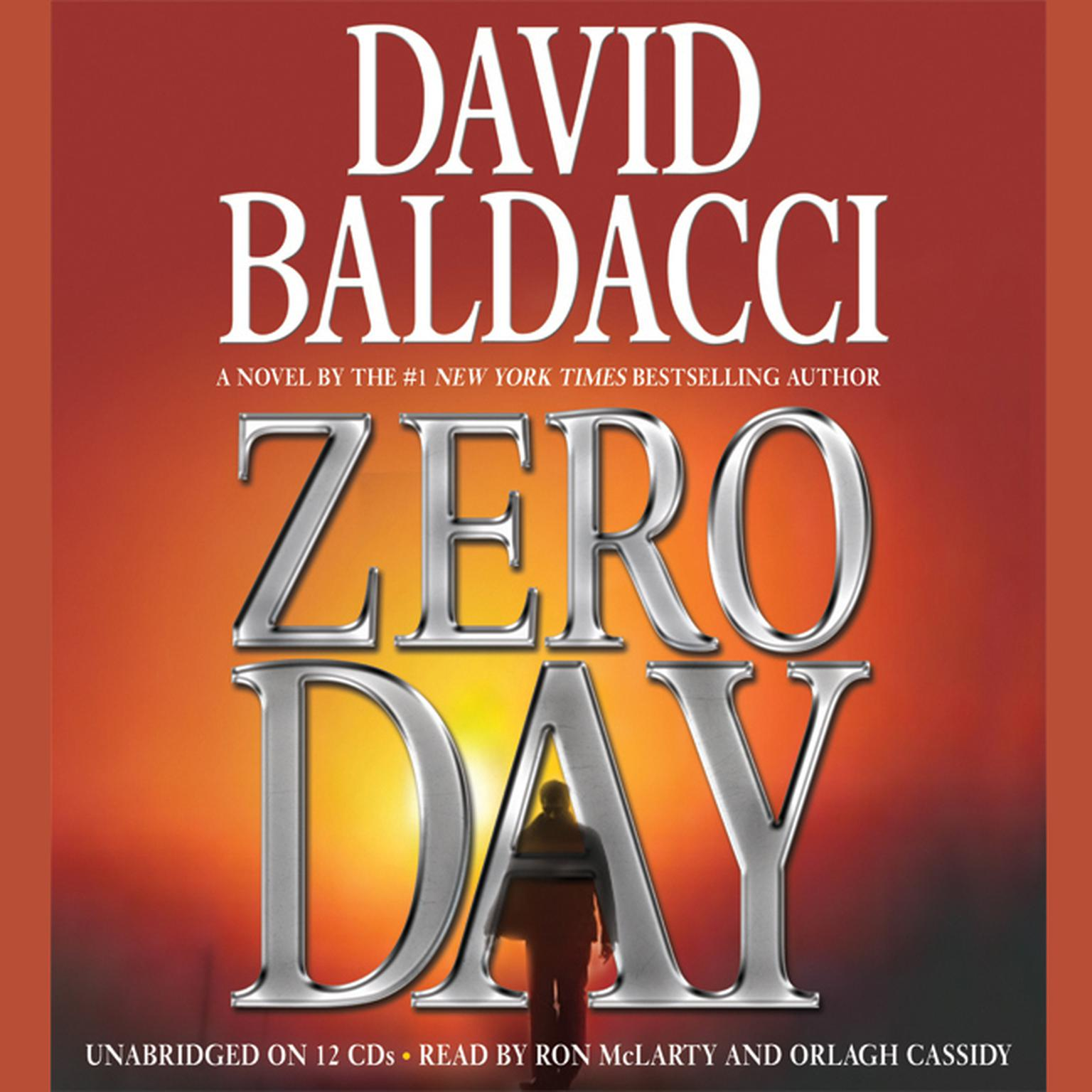 Printable Zero Day Audiobook Cover Art