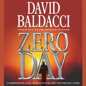 Zero Day Audiobook, by David Baldacci
