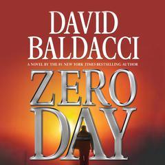 Zero Day Audiobook, by David Baldacci