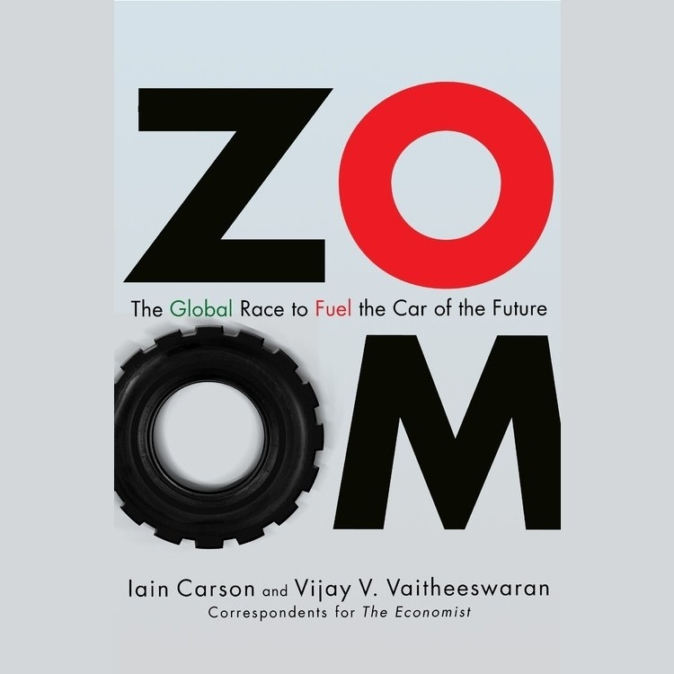 Printable ZOOM: The Global Race To Fuel the Car of the Future Audiobook Cover Art