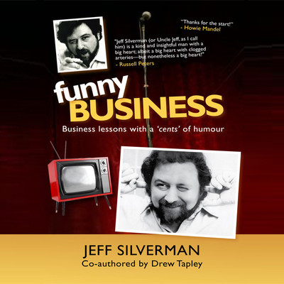 Funny Business Audiobook, by Jeff Silverman
