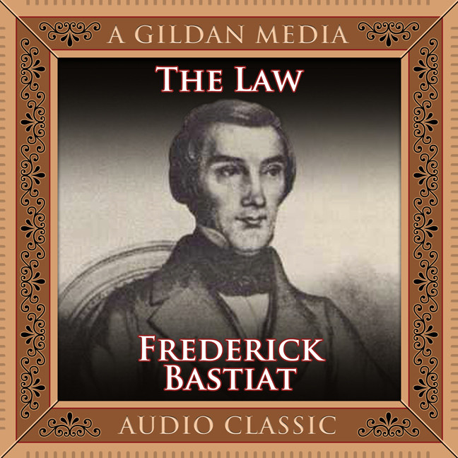 Printable The Law Audiobook Cover Art