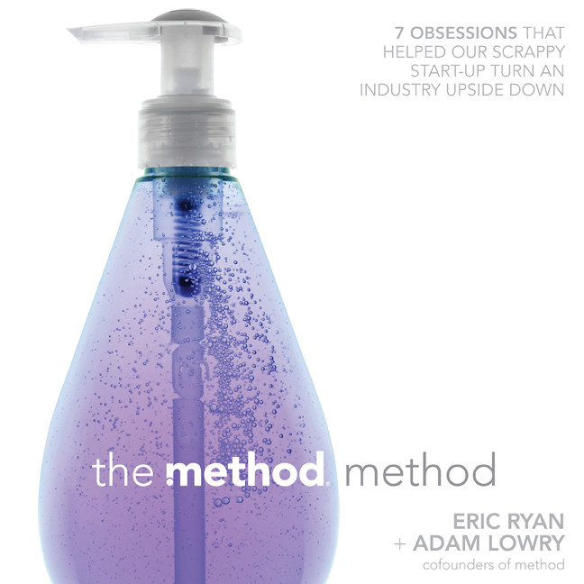 Printable The Method Method: Seven Obsessions That Helped Our Scrappy Start-up Turn an Industry Upside Down Audiobook Cover Art