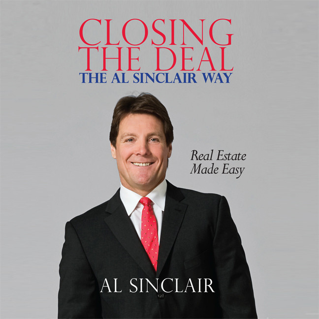 Printable Closing the Deal: The Al Sinclair Way: Real Estate Made Easy Audiobook Cover Art