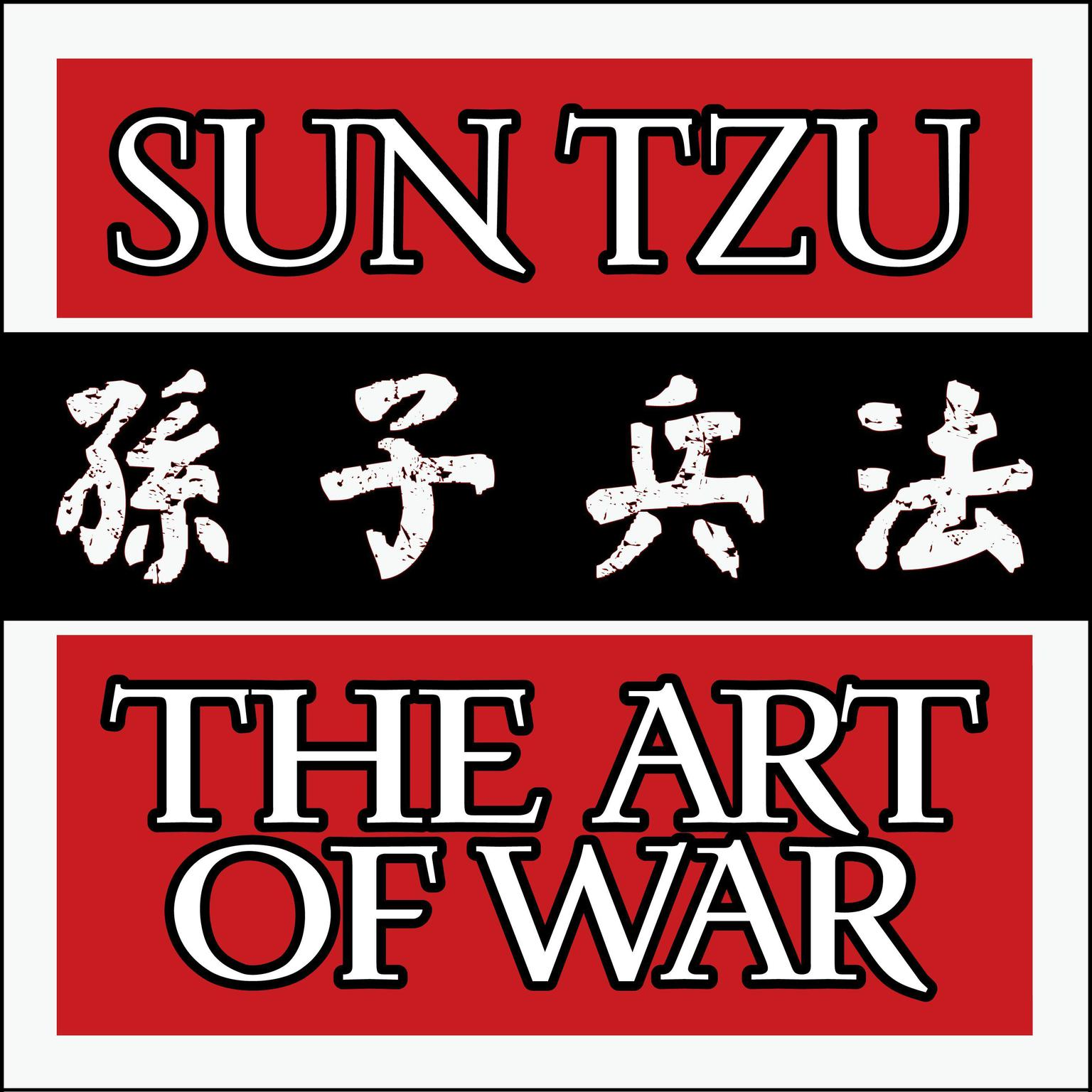 Printable The Art of War: Original Classic Edition Audiobook Cover Art