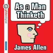 As Man Thinketh Audiobook, by James Allen