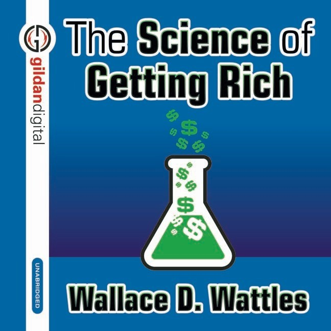 Printable The Science of Getting Rich Audiobook Cover Art