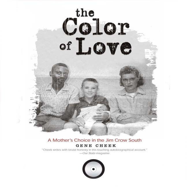 Printable The Color of Love Audiobook Cover Art