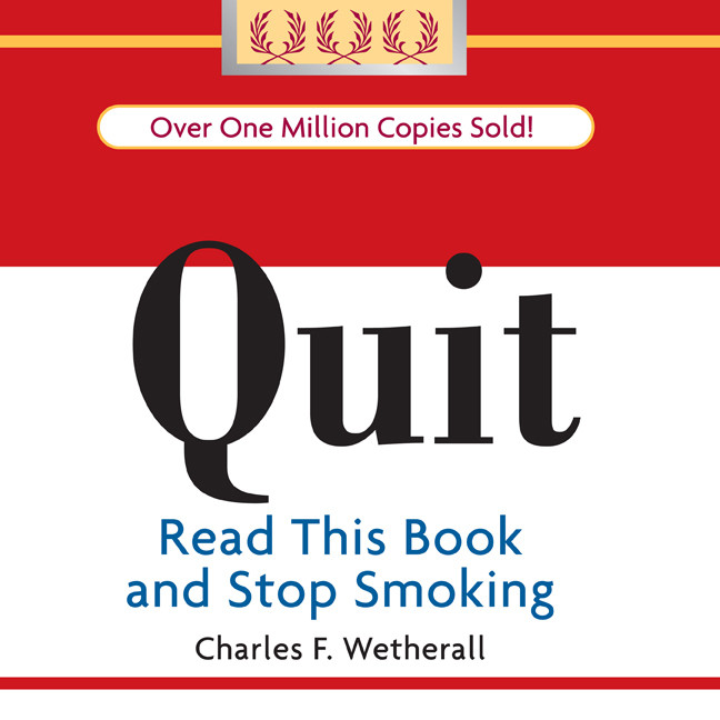 Printable Quit: Read This Book and Stop Smoking Audiobook Cover Art