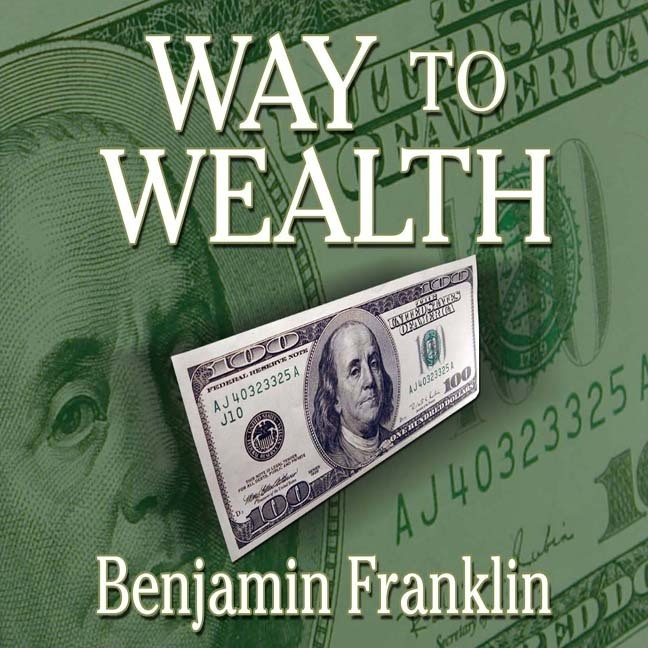 Printable Way to Wealth Audiobook Cover Art