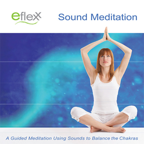 Printable The Eflexx Sound Meditation Audiobook Cover Art