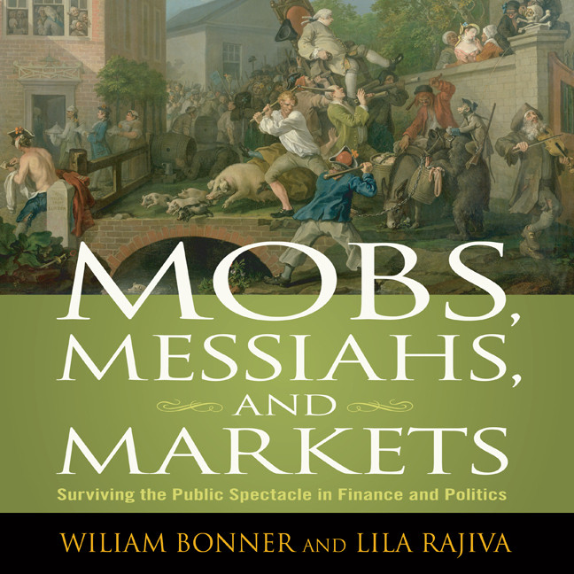 Printable Mobs, Messiahs, and Markets: Surviving the Public Spectacle in Finance and Politics Audiobook Cover Art