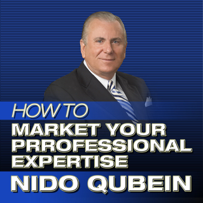 Printable How to Market Your Professional Expertise: Marketing Professional Services Audiobook Cover Art