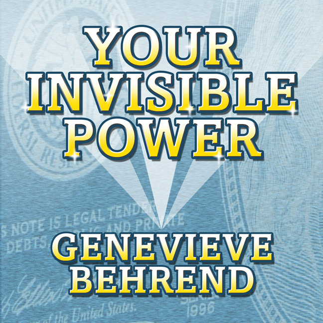 Printable Your Invisible Power: Troward's Wisdom Shared By His One and Only Student Audiobook Cover Art