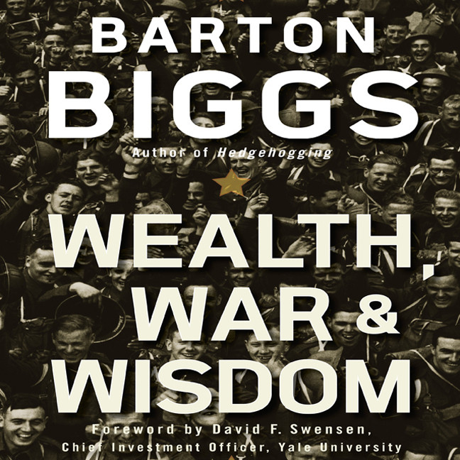 Printable Wealth, War and Wisdom Audiobook Cover Art