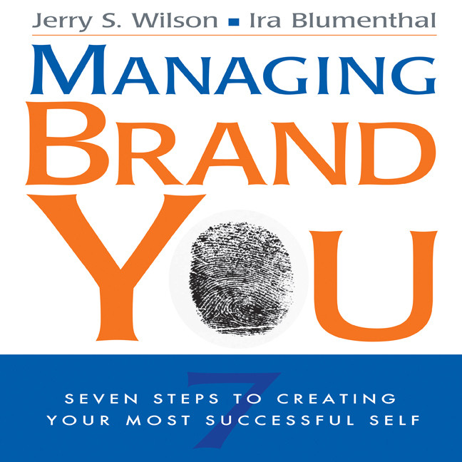 Printable Managing Brand You: 7 Steps to Creating Your Most Successful Self Audiobook Cover Art