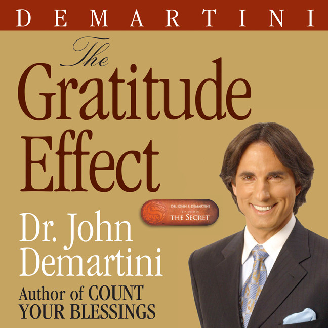 Printable The Gratitude Effect Audiobook Cover Art
