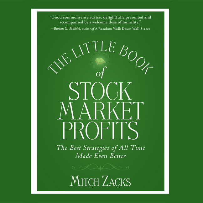 Printable The Little Book Of Stock Market Profits: The Best Strategies of All Time Made Even Better Audiobook Cover Art
