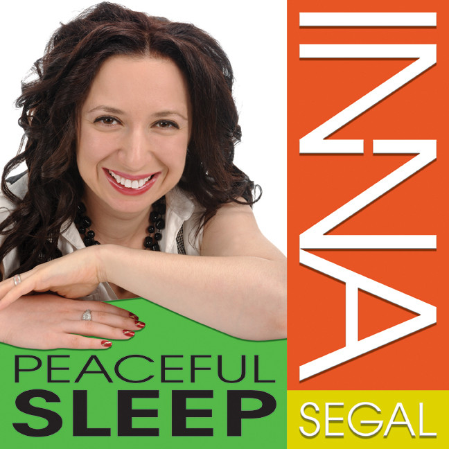 Printable Peaceful Sleep Audiobook Cover Art