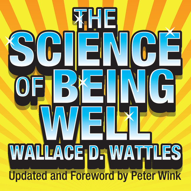 Printable The Science of Being Well Audiobook Cover Art