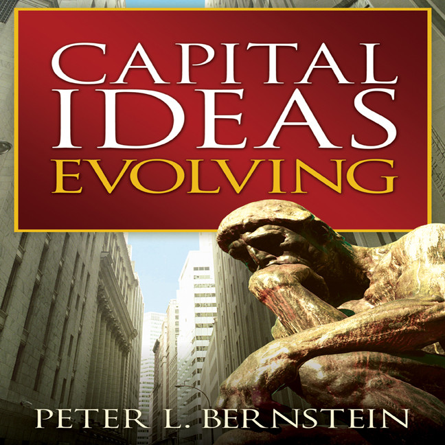 Printable Capital Ideas Evolving Audiobook Cover Art