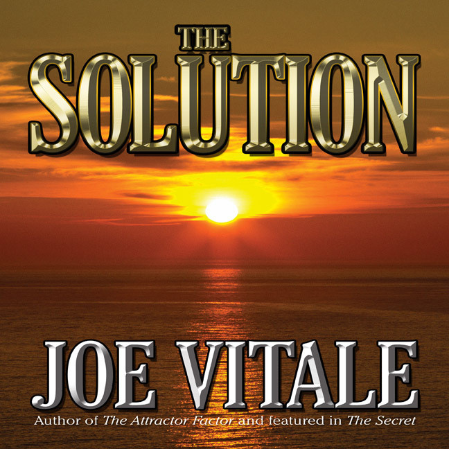 Printable The Solution Audiobook Cover Art