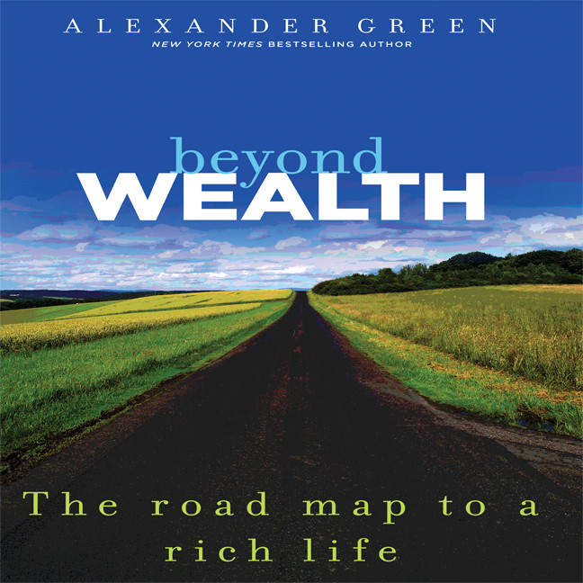 Printable Beyond Wealth: The Road Map to a Rich Life Audiobook Cover Art