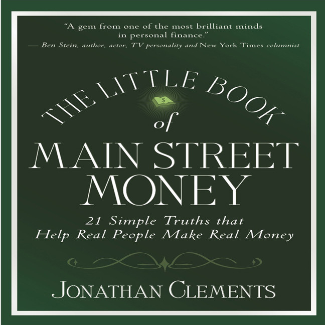 Printable The Little Book of Main Street Money: 21 Simple Truths That Help Real People Make Real Money Audiobook Cover Art