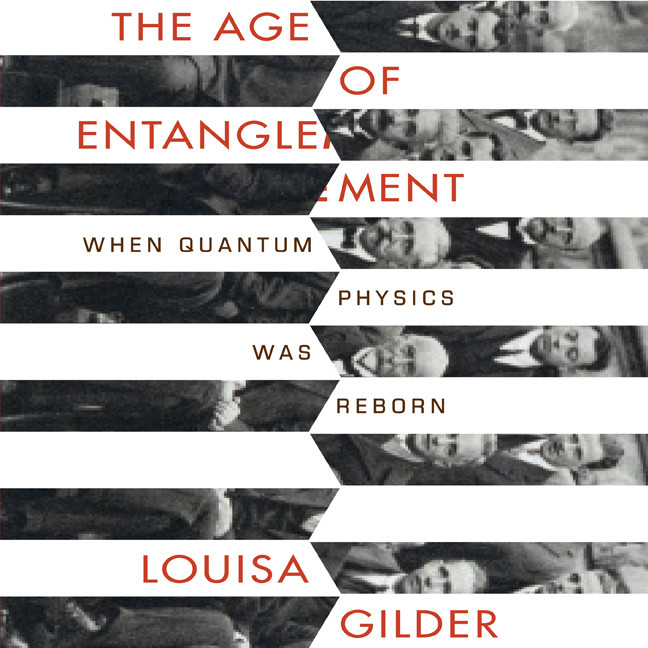 Printable The Age of Entanglement: When Quantum Physics was Reborn Audiobook Cover Art
