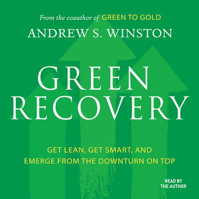 Green Recovery: Get Lean, Get Smart, and Emerge From the Downturn On Top Audiobook, by Andrew S. Winston