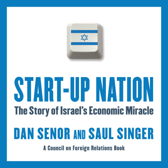 Printable Start-Up Nation: The Story of Israel's Economic Miracle Audiobook Cover Art