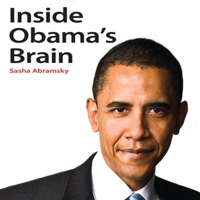 Printable Inside Obama's Brain Audiobook Cover Art