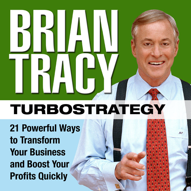 Printable TurboStrategy: 21 Powerful Ways to Transform Your Business and Boost Your Profits Quickly Audiobook Cover Art
