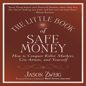 The Little Book of Safe Money Audiobook, by Jason Zweig