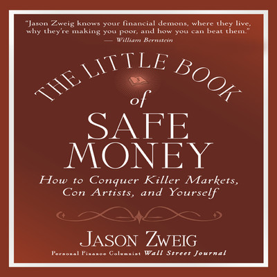 The Little Book of Safe Money Audiobook, by Jason Zweig