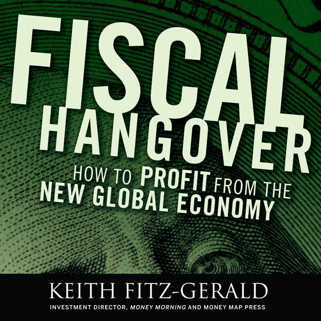 Printable Fiscal Hangover: How to Profit From the New Global Economy Audiobook Cover Art