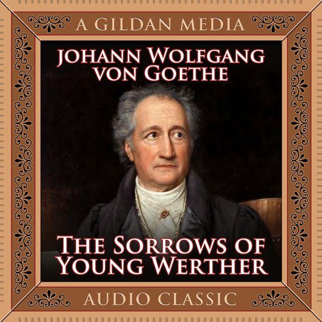 Printable The Sorrows of Young Werther Audiobook Cover Art