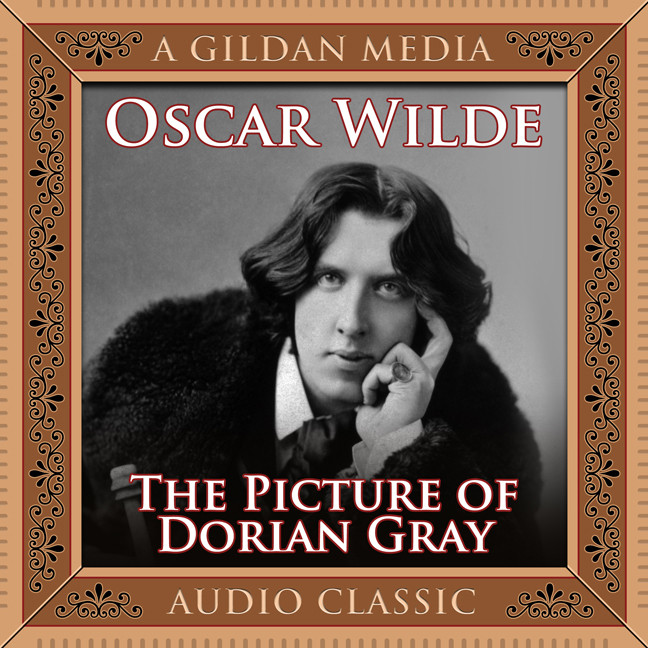 Printable The Picture Dorian Gray Audiobook Cover Art