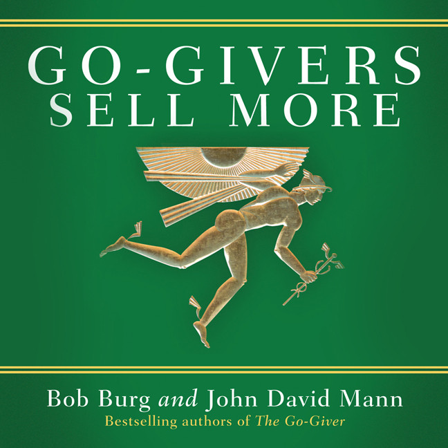 Printable Go-Givers Sell More Audiobook Cover Art