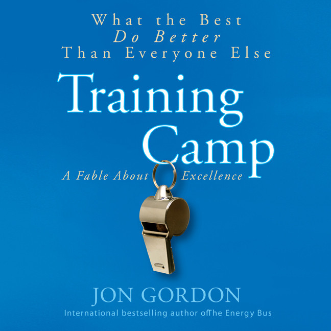 Printable Training Camp: What the Best Do Better Than Everyone Else Audiobook Cover Art
