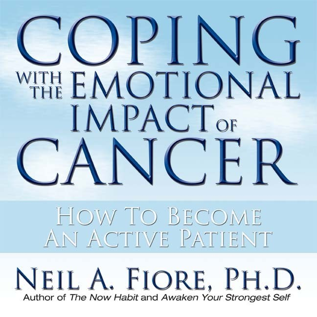 Printable Coping with the Emotional Impact of Cancer: How to Become an Active Patient Audiobook Cover Art